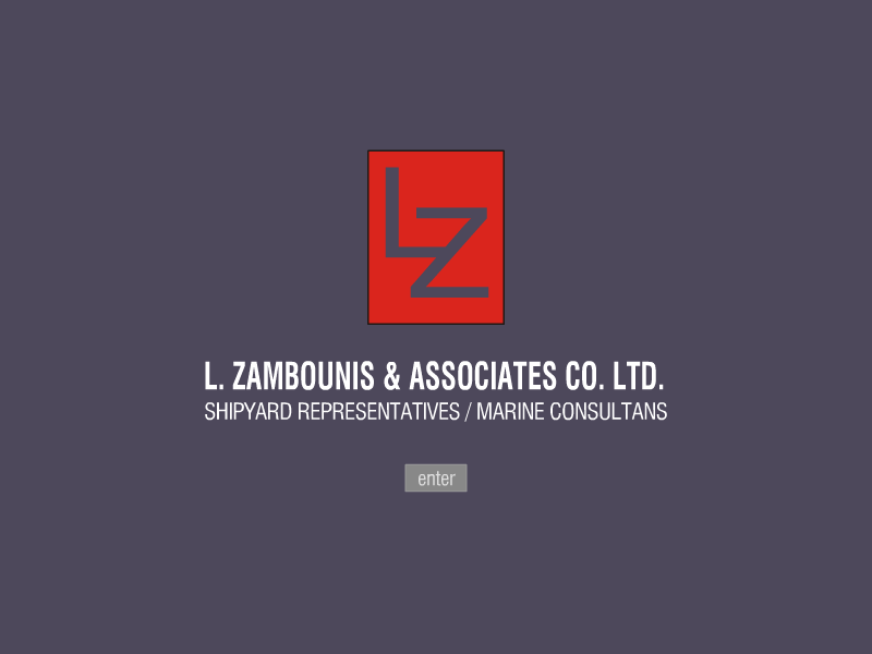 L. ZAMBOUNIS & ASSOCIATES CO. LTD. - SHIPYARD REPRESENTATIVES / MARINE CONSULTANS